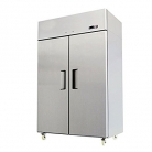 52″ Double 2 Door Side By Side Stainless Steel Reach in Commercial Refrigerator, 49 Cubic Feet, for Restaurant