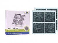 2 x Replacement Refrigerator Air Filter – LG LT120F, ADQ73214402, ADQ73214404 – Twin pack