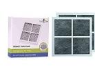 2 x Replacement Refrigerator Air Filter – LG LT120F, ADQ73214402, ADQ73214404 – Twin pack